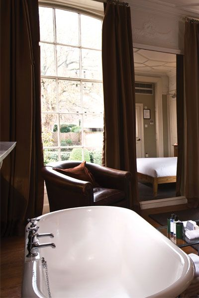 The Hotel DuVin is an Edinburgh hotel that was converted from a Victorian-era asylum into an understated luxury property that feels steeped in history and lore. It's a #Fodors100 Hotel Awards winner in the Creative Conversion category.