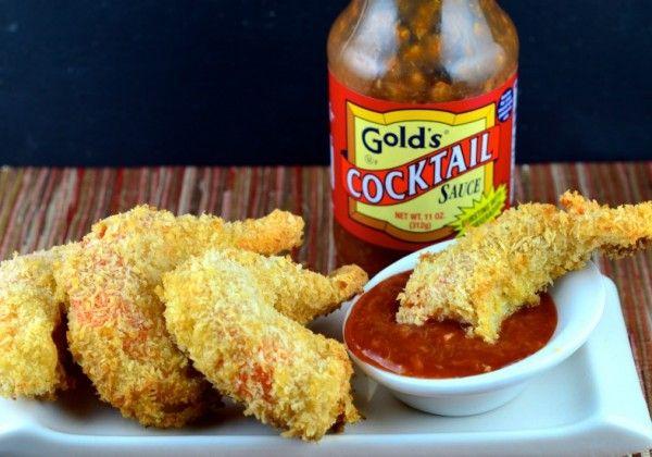 2 Kosher Shrimp Cocktail Recipes using Gold's Cocktail Sauce