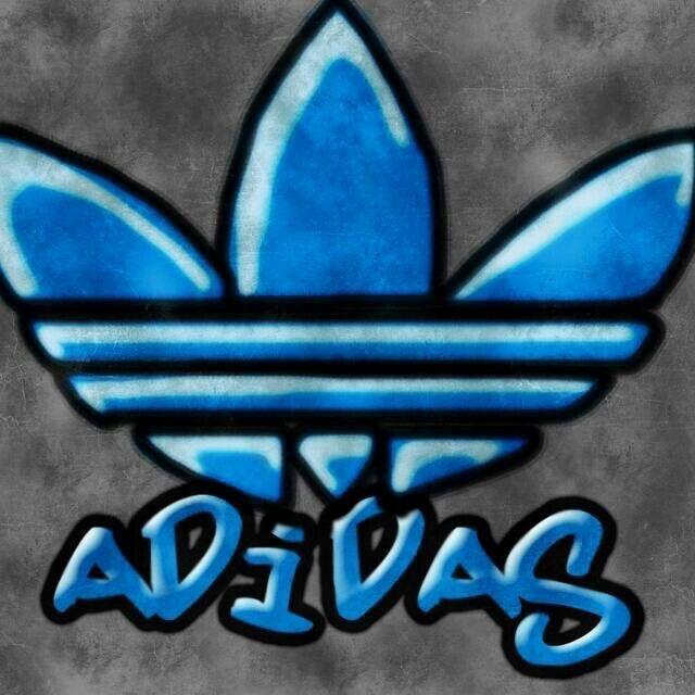 Adidas:-)