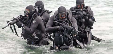 US Navy SEALs On Power Grid Attack: 'A Carbon Copy' of How We Would Do It