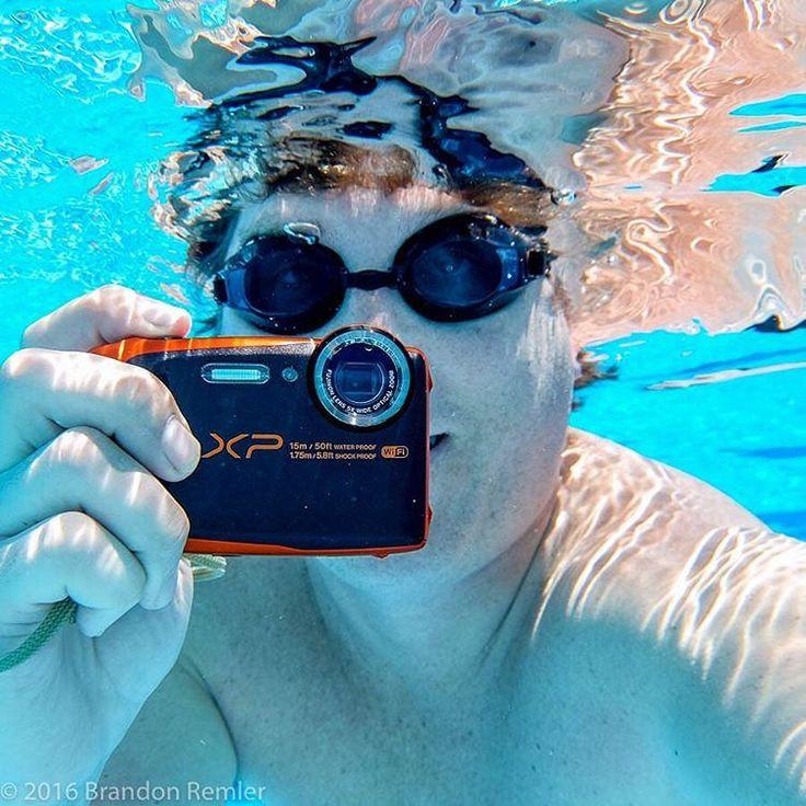 https://flic.kr/p/HUnqCE | #selfie #pool #underwater #instacool #fun #summer #fujifilm #xp90 #camera #instaselfie