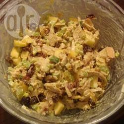 Easy Coronation chicken - a favorite  of mine and created for Queen Elizabeth's coronation... Good in a sandwich or pasta.