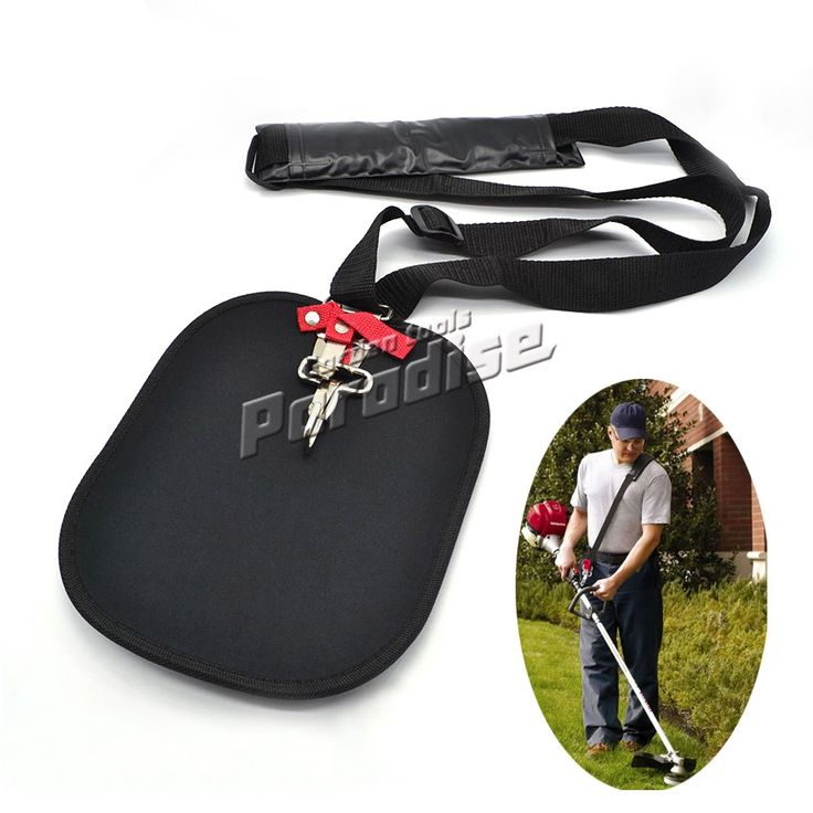 11.90$  Watch now - http://aliica.shopchina.info/go.php?t=32728228340 - Soft Pad Trimmer Harness Brush Cutter Belt Grass Cutter Single Shoulder Strap 11.90$ #buyininternet