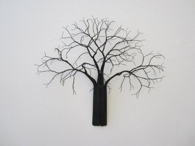 wire baobab tree Dorpstraat Galery Stellenbosch