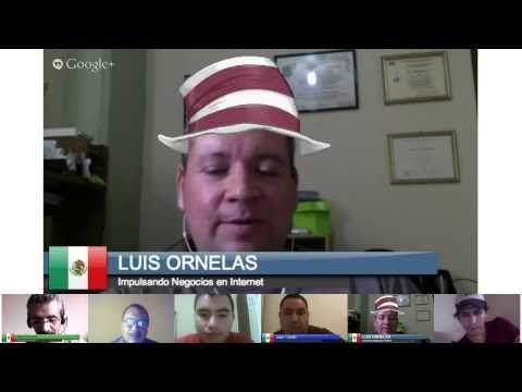 La verdad sobre los negocios en internet *Hangout Vision Elite