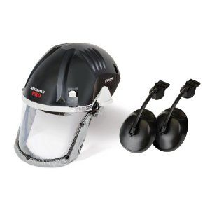 Trend Deal/Q4/A Airshield Pro with Clip-On Ear Defenders