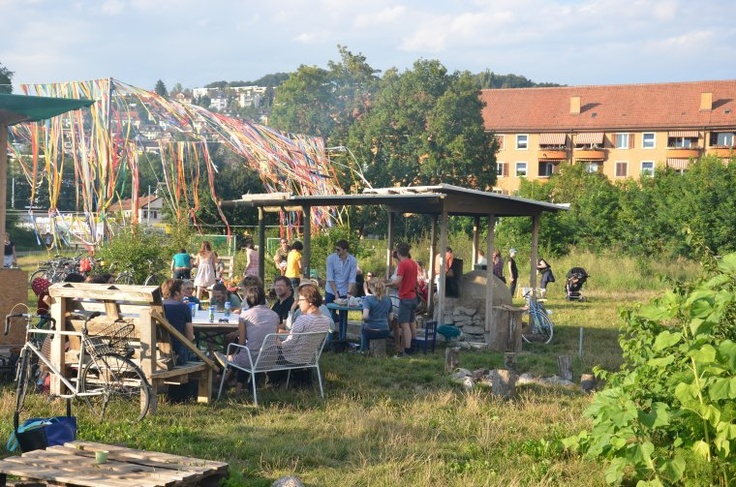 Abseits von Stress und Hektik hat der Verein Stadiongarten am vergangenen Donnerstag zum Singer-Songwriter-Abend geladen.