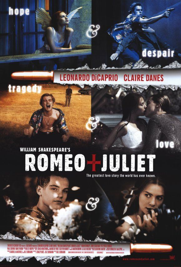 Romeo and Juliet Poster 3
