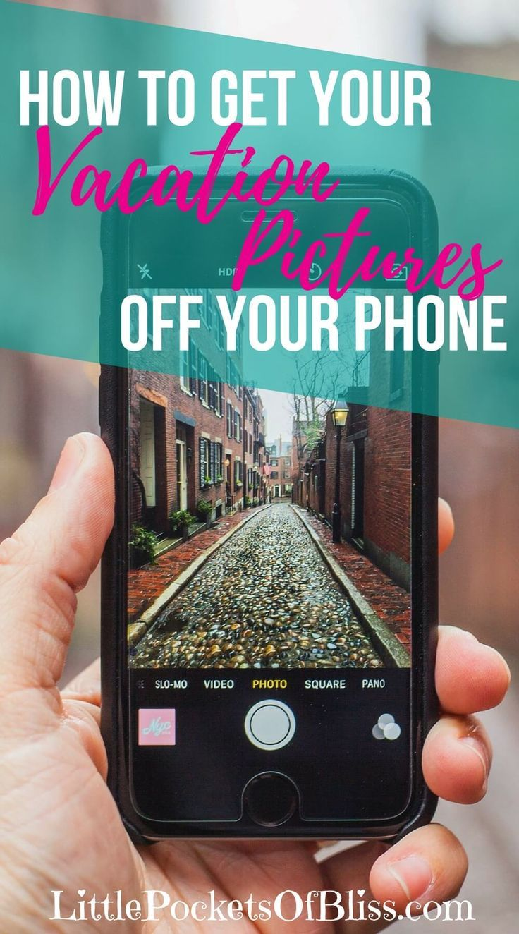 How To Get A Photo From Your Phone To Computer