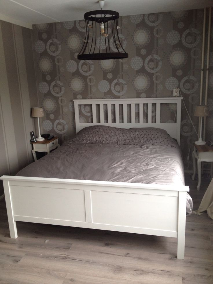 Ikea Hemnes bed (160 x 200 cm) Ideal Bedroom Pinterest