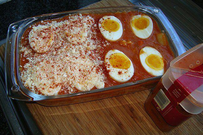 Witloof op zijn Portugees met pasta  Recepten -