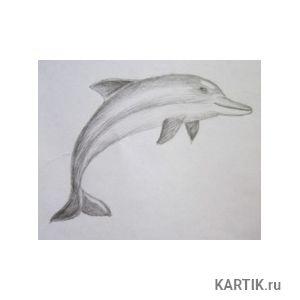 Учимся рисовать карандашом для начинающих в картинках 3