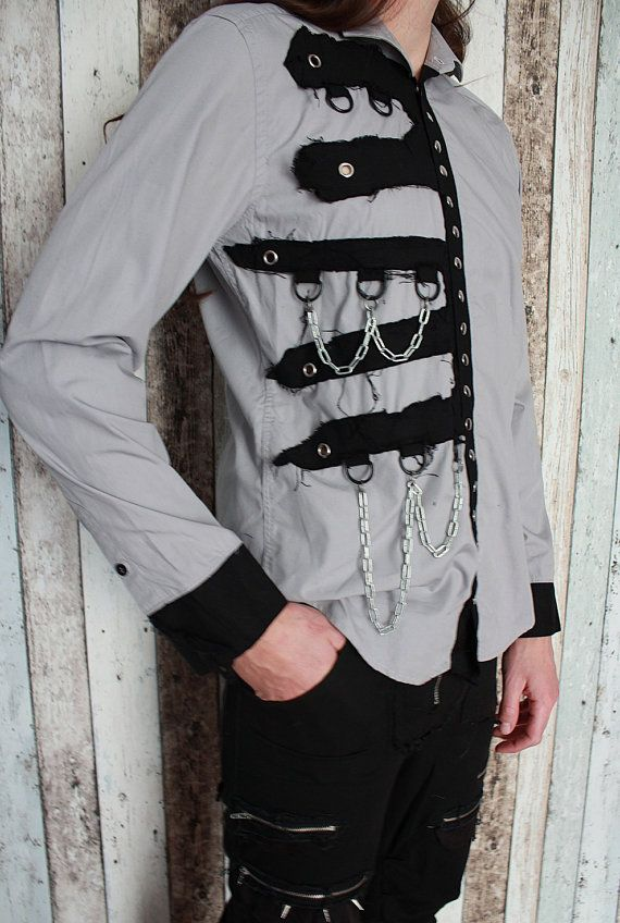 Rock Metal Men's Shirt - M