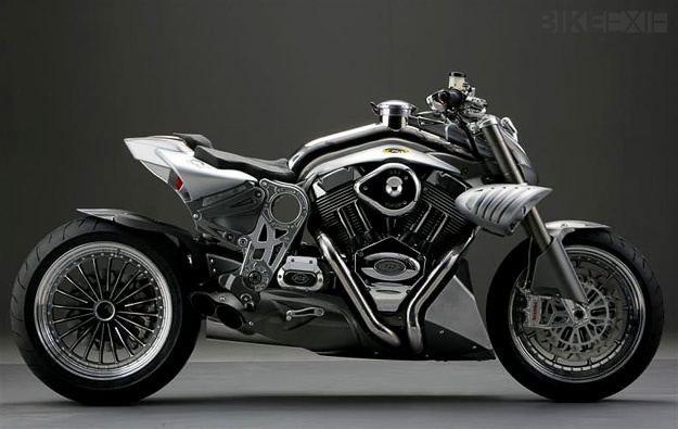 The CR Duu: hand-built motorcycling exotica from Milan.
