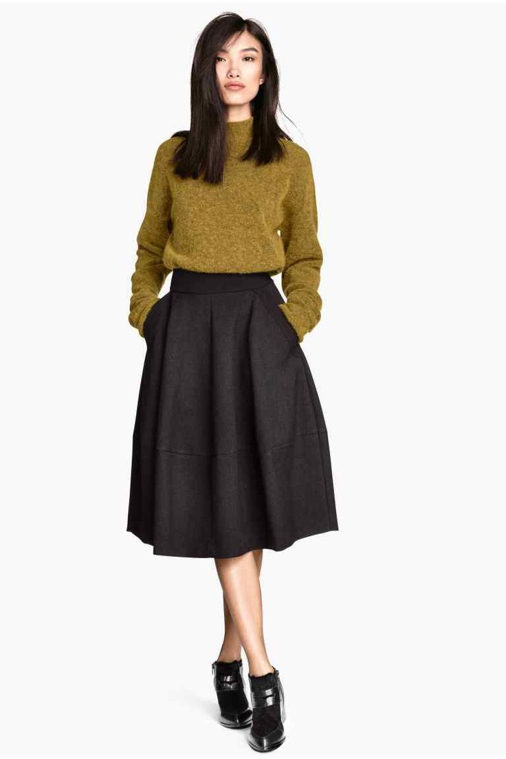 Les 25 meilleures id es concernant jupe taille haute sur pinterest maxi jupes jupes maxi - Taille des hortensias en mars ...