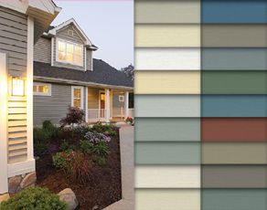 Variform Vinyl Siding Colors Siding Vinyl Siding