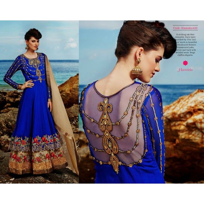 Royal Queen Designer Salwar Kameez at $130 with free shipping offer