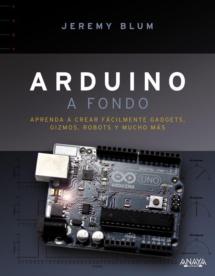 Si es usted un aficionado o técnico de la electrónica, seguro que ha necesitado alguna vez trabajar con microcontroladores. Arduino es una plataforma de código libre para la creación de prototipos electrónicos basada en software y hardware flexibles y fáciles de usar. http://www.anayamultimedia.es/libro.php?id=3275138 http://rabel.jcyl.es/cgi-bin/abnetopac?SUBC=BPSO&ACC=DOSEARCH&xsqf99=1774286+