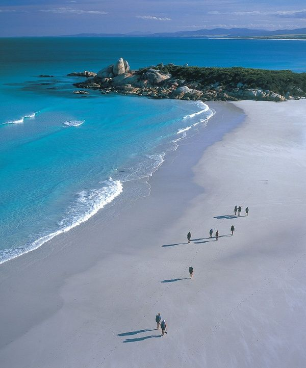 Bay of Fires Walk, Tasmania, Australia