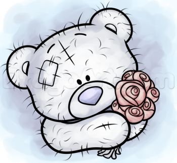 How To Draw The Me You Bear How To Draw Pinterest