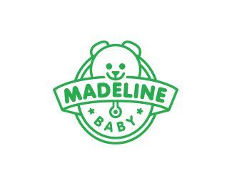 Madeline Baby by JohnBoerckel  - logo design - logopond.com
