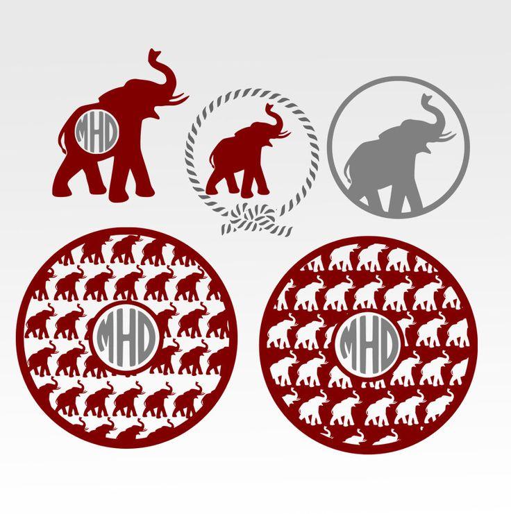 Alabama Crimson Tide svg , Alabama svg , Crimson Tide svg, Monogram Digital SVG Design Silhouette Studio Software by Dxfstore on Etsy https://www.etsy.com/listing/290555031/alabama-crimson-tide-svg-alabama-svg