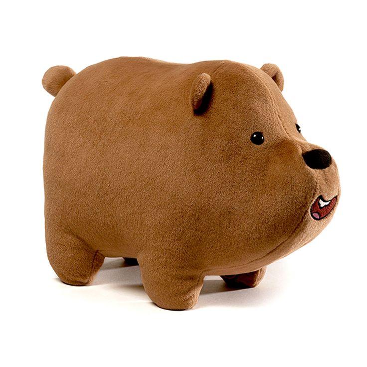 We Bare Bears Grizz 30cm