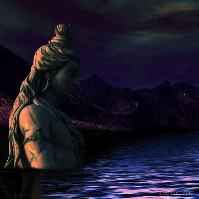 Solo posees aquello que no puedes perder en un naufragio. Proverbio hindú. ✨ . Foto: pixabay Musica: Selva del Mar Edit: Isabella Hils . . #collage #visualeffect #composition #shiva #hindu #hinduism #parvati #omnamahshivaya #lordshiva, #meditation #collage #surrealism #trippy #psychedelic #mind #videoart #visualart #shakti #omm #shivashakti #digital #spirit