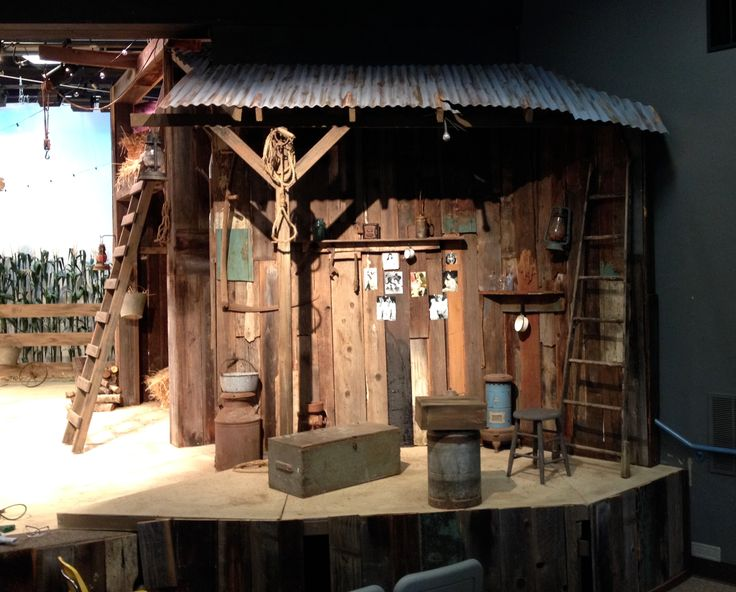 Judd Fryu0027s Room, Gilroy High School Production Of Oklahoma | Theatrical  Inspiration | Pinterest | Fry S, Scenic Design And Set Design