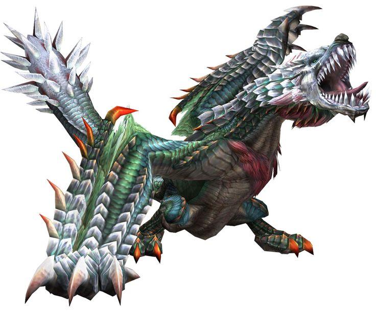 Dyuragaua - Monster Hunter Frontier