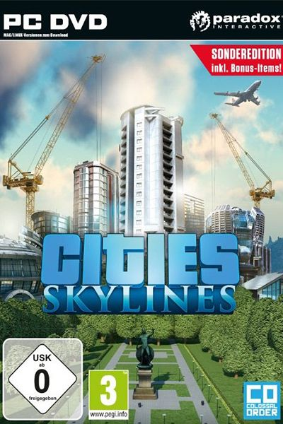 Télécharger Cities: Skylines Gratuitement telecharger jeux pc, télécharger jeux pc, jeux pc torrent, jeux pc telecharger, telecharger jeux sur pc, jeux video, jeuxvideo, jvc, gamekult