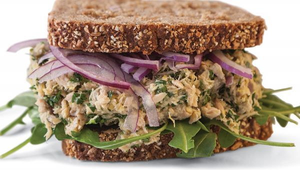 Canned tuna—whether water- or oil-packed, plain or smoked—lends itself to any number of inspired sandwich preparations. We've rounded up nine delicious interpretations of the classic tuna sandwich.