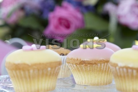 Moederdag cupcakes // Mothers day cupcakes