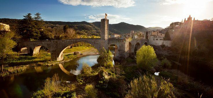 Nord de la Catalogne (Espagne) Gérone et autres villages