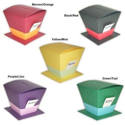 DIY Party Box Ideas