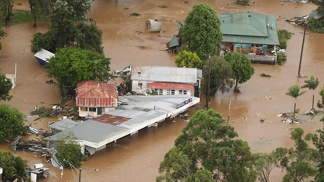 The Great Brisbane Flood of 2011 - the hard questions