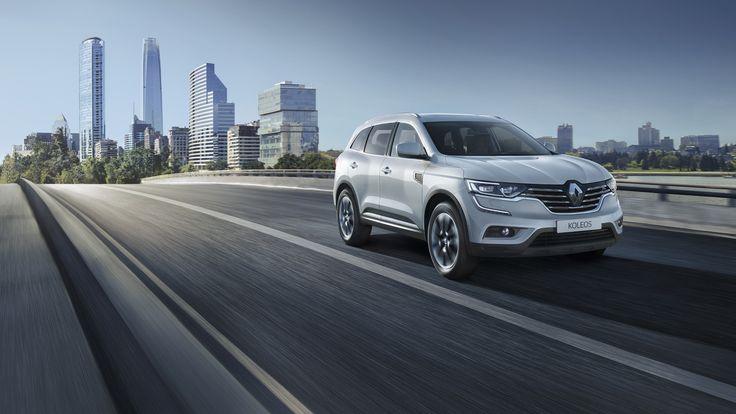 Renault KOLEOS - Probe fahren - Renault Schweiz