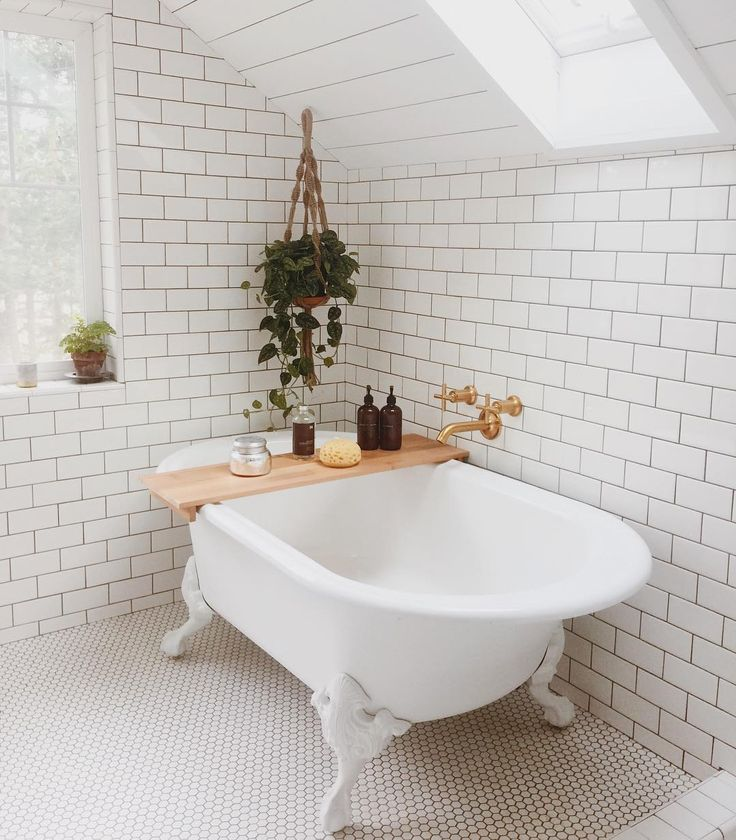 tile- wall and floor