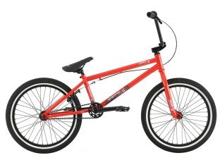 "Haro Bikes ""Downtown"" 2017 BMX Bike - Gloss Red"