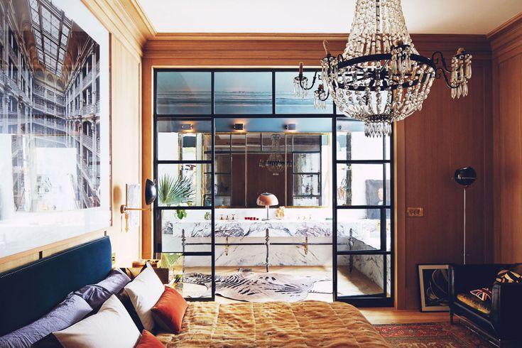 03-Decor Inspiration   Jenna Lyons's SoHo Loft - This Is Glamorous