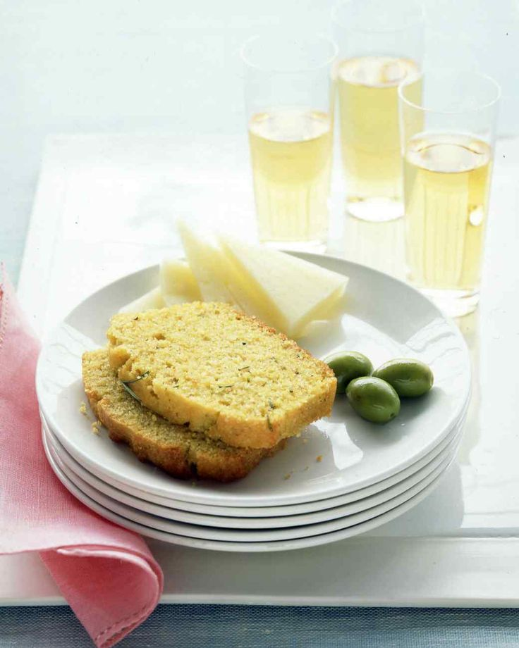 Rosemary Cornbread | Recipe | White wines, Other and Sweet