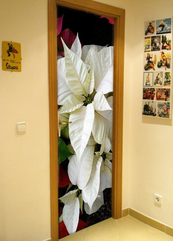 Navidad en tus puertas navidad for Decoracion de puertas para navidad