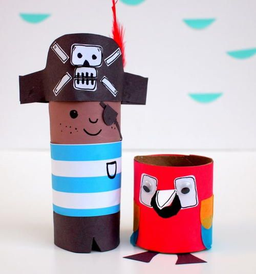 1000 images about toilet paper roll crafts on pinterest for Toilet paper roll crafts for adults