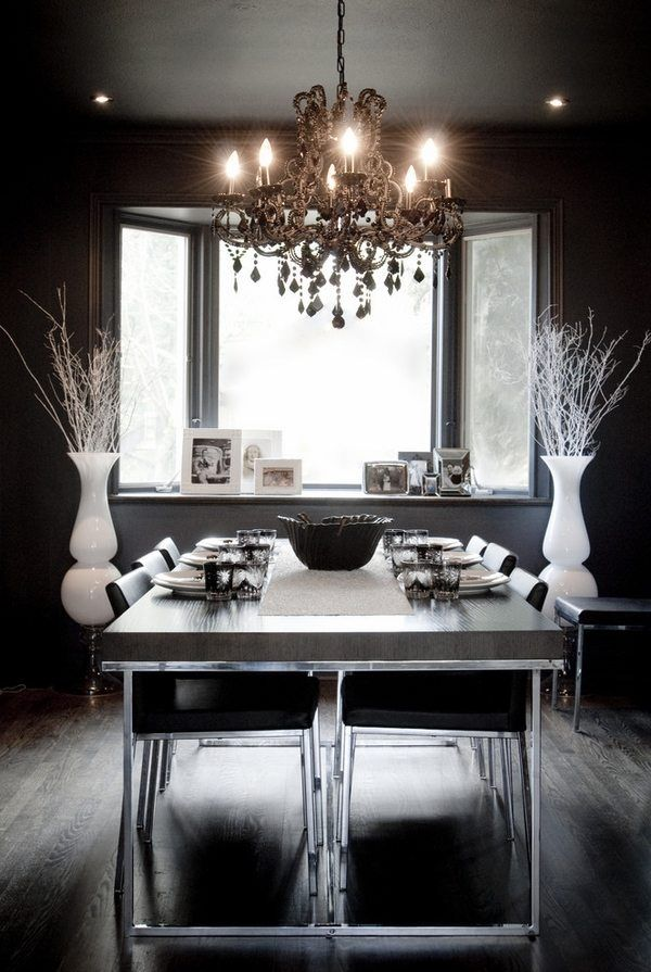 12 best how to fit a black and white chandelier into interior images black and white crystal chandelier for bedroom aloadofball Images