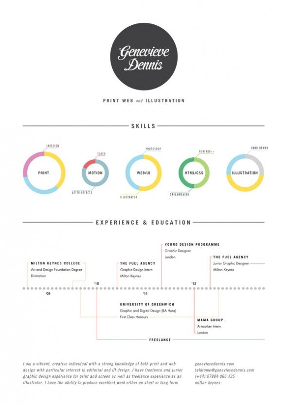 45 best Graphic Design Resume Design images on Pinterest - best graphic design resumes