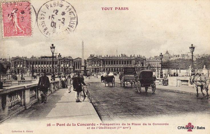 Pont de la Concorde 8