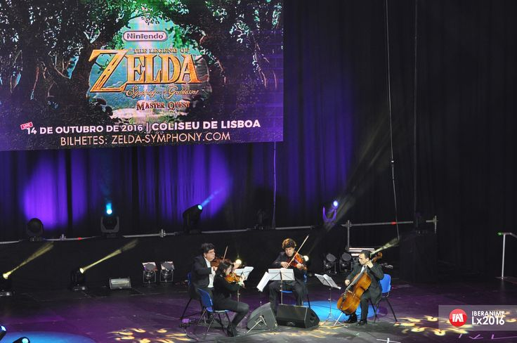 Zelda - Iberanime LX2016