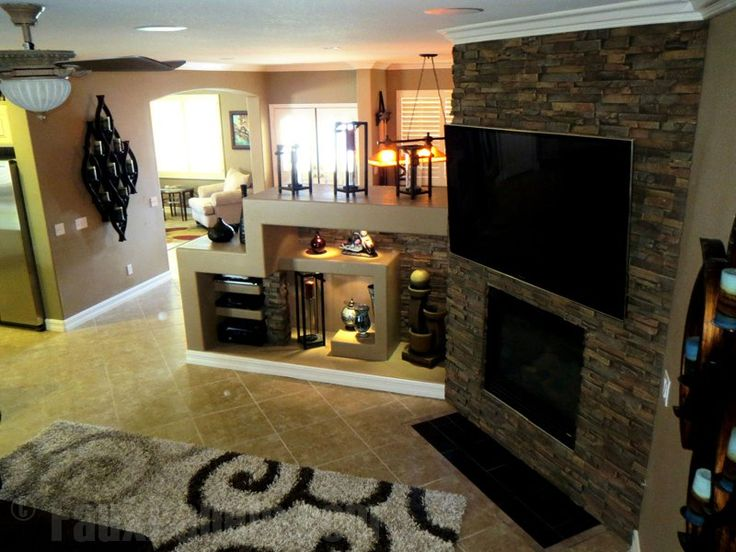 Creative And Modern TV Wall Mount Ideas For Your Room Part 93