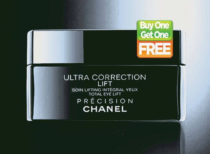 CHANEL Precision Ultra Correction Lift Total Eye Lift (15g/0.5oz) 2 pieces #CHANEL