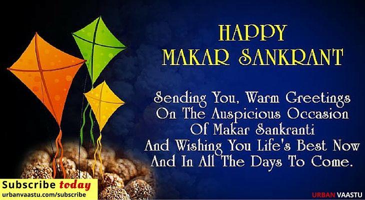 Greetings on Makar Sankranti! #Urban #Vaastu